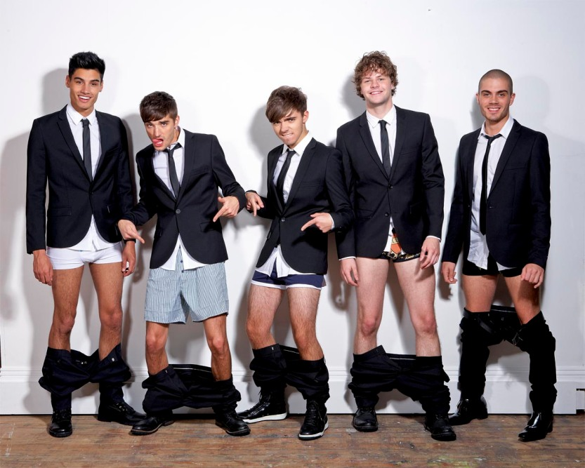 the-wanted-in-underwear