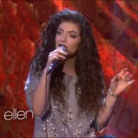 """""""Esto no es serio"""" Lorde baila de una forma muy, muy, muy rara (VÍDEO)"""