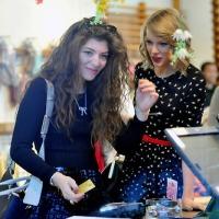Continúa el romance | Taylor Swift y Lorde tienen otra cita
