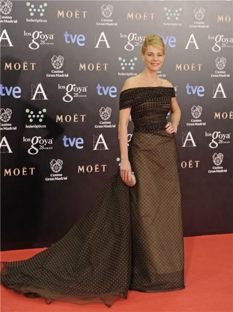 Belén Rueda tenía un presupuesto de 10€ paras u vestido.