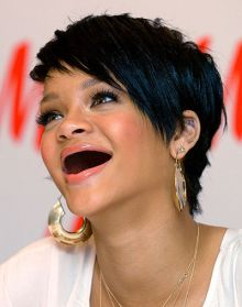 Rihannalaughing