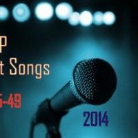 Top 100 | Las mejores canciones del año | (3/4) | Posiciones 25-49 | La redacción elige lo mejor del 2014