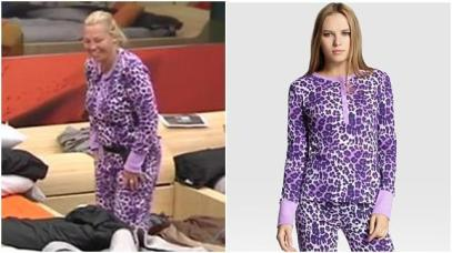 belen-esteban-pijama-leopardo--644x362