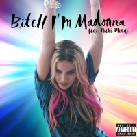 """""""Bitch I'm Madonna"""", el videoclip: Cameos de Katy Perry, Rita Ora, Nicki Minaj, Miley Cyrus y Beyoncé"""