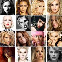 Top 10 | VERDADERAS REINAS DEL POP | El Top Actualizado de las reinas de la industria POP | #Septiembre2015