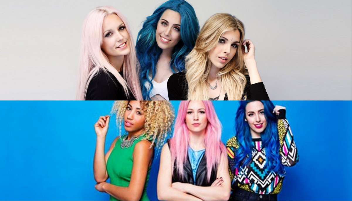 Sweet California presenta a su nueva integrante, Tammy Nsue
