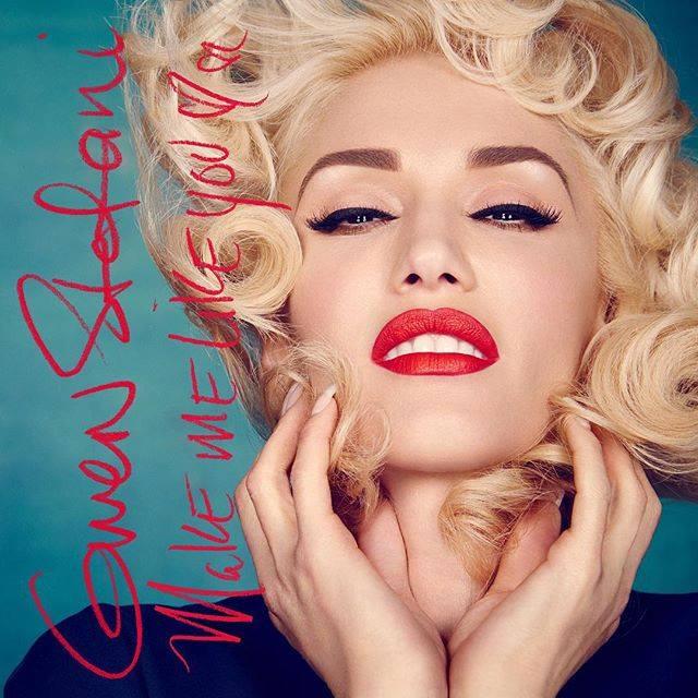 Marylin + Madonna = Gwen