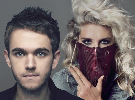 Zedd-Kesha