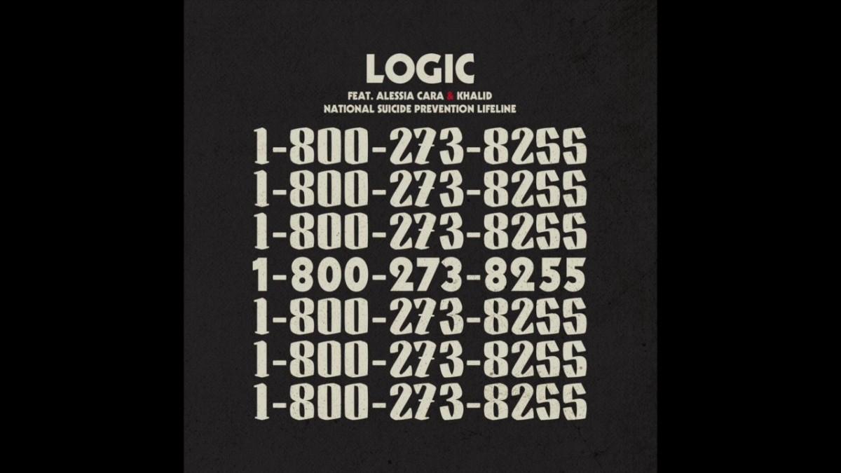 '1-800-273-8255', el poderoso himno para la prevención del suicidio de Logic, Alessia Cara y Khalid